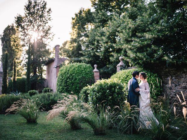 Il matrimonio di Daniele e Teresa a Medole, Mantova 122