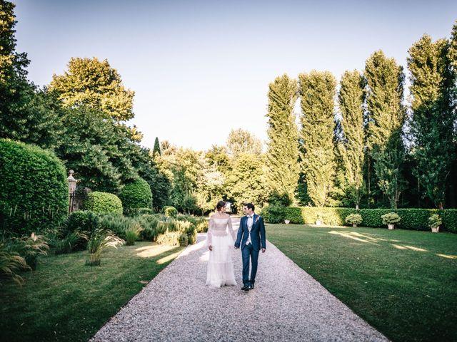 Il matrimonio di Daniele e Teresa a Medole, Mantova 125