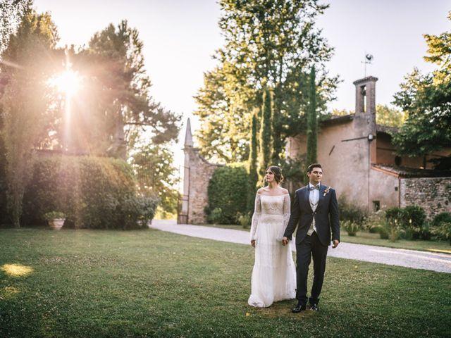 Il matrimonio di Daniele e Teresa a Medole, Mantova 128