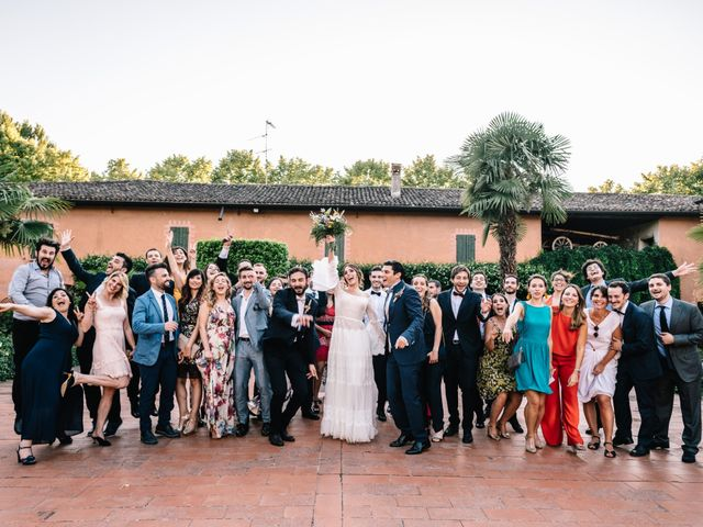 Il matrimonio di Daniele e Teresa a Medole, Mantova 134
