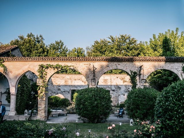 Il matrimonio di Daniele e Teresa a Medole, Mantova 136