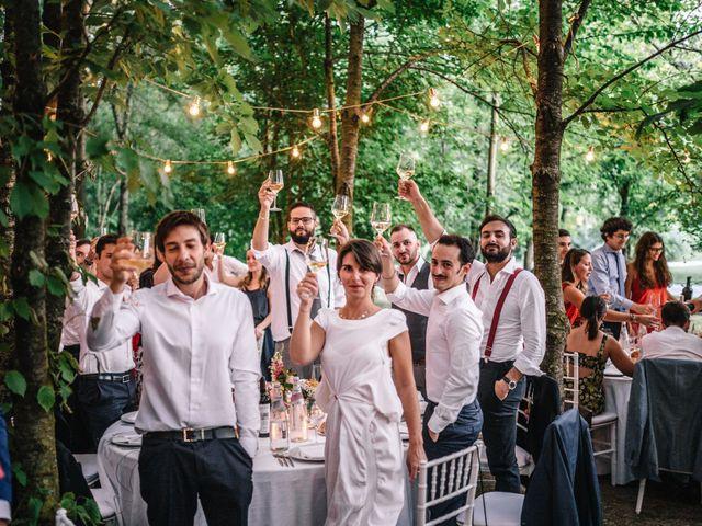 Il matrimonio di Daniele e Teresa a Medole, Mantova 142