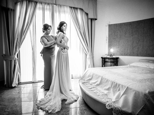 Il matrimonio di Salvatore e Claudia a Faicchio, Benevento 12