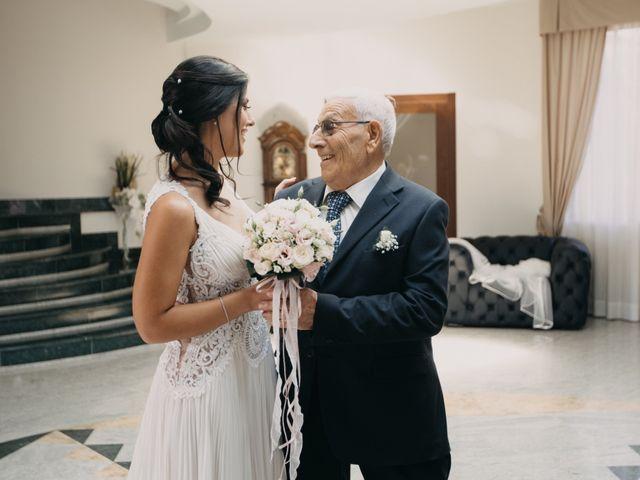 Il matrimonio di Salvatore e Claudia a Faicchio, Benevento 35