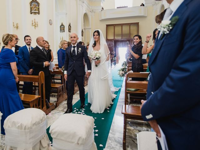 Il matrimonio di Salvatore e Claudia a Faicchio, Benevento 50