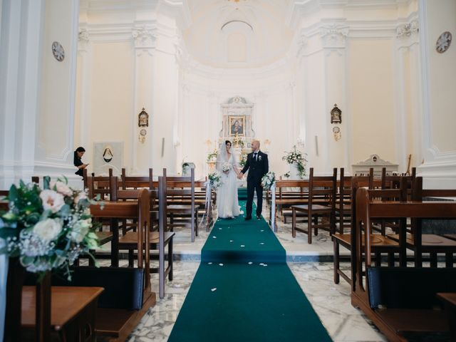 Il matrimonio di Salvatore e Claudia a Faicchio, Benevento 76