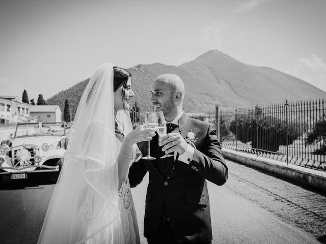 Il matrimonio di Salvatore e Claudia a Faicchio, Benevento 83