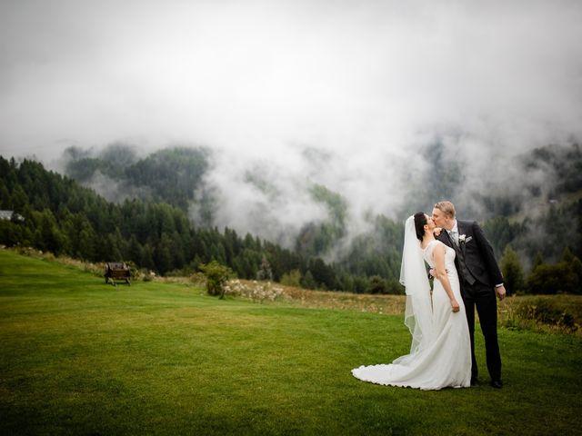 Le nozze di Federica e Timothy