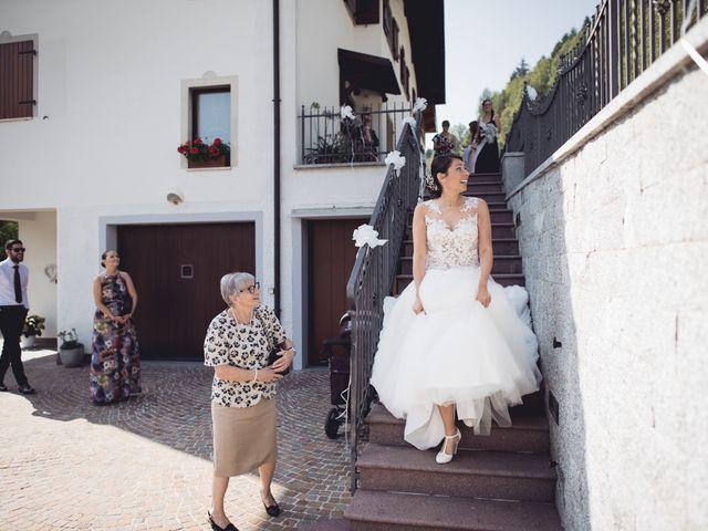 Il matrimonio di Samuele e Silvia a Trento, Trento 20