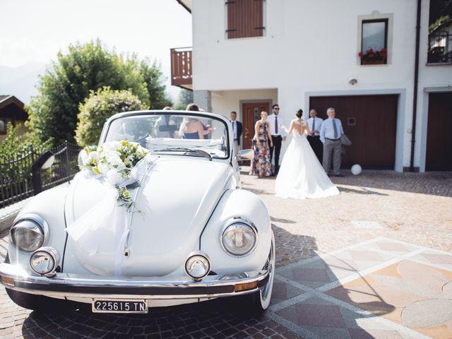 Il matrimonio di Samuele e Silvia a Trento, Trento 23