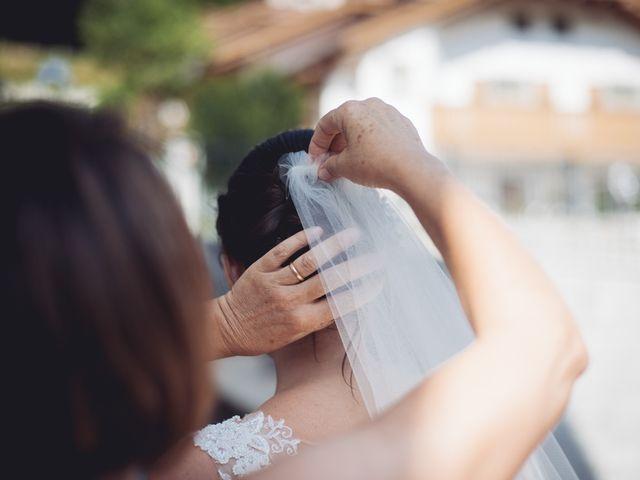 Il matrimonio di Samuele e Silvia a Trento, Trento 24