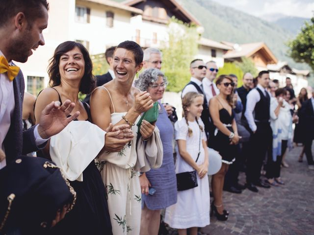Il matrimonio di Samuele e Silvia a Trento, Trento 30