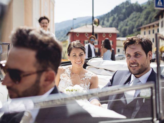 Il matrimonio di Samuele e Silvia a Trento, Trento 45