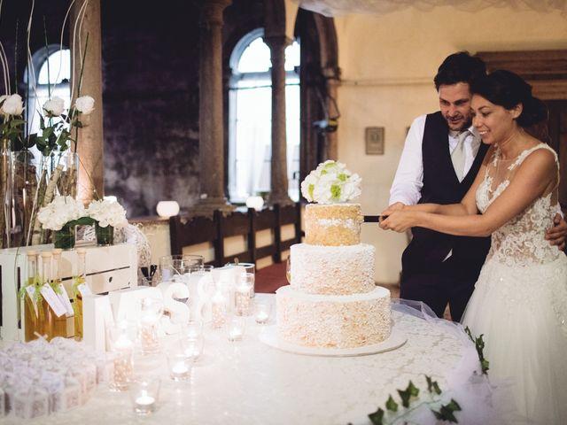 Il matrimonio di Samuele e Silvia a Trento, Trento 67