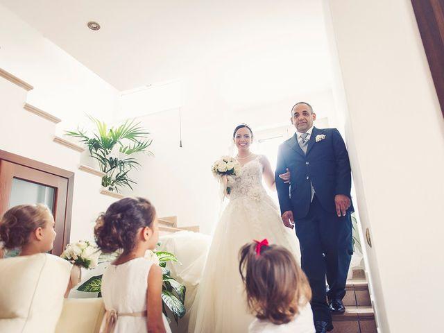 Il matrimonio di Manuel e Ilenia a Aquino, Frosinone 13