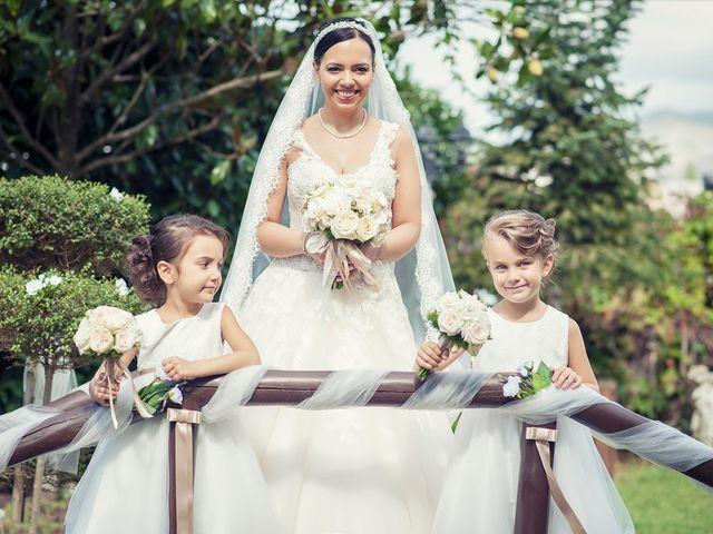 Il matrimonio di Manuel e Ilenia a Aquino, Frosinone 14