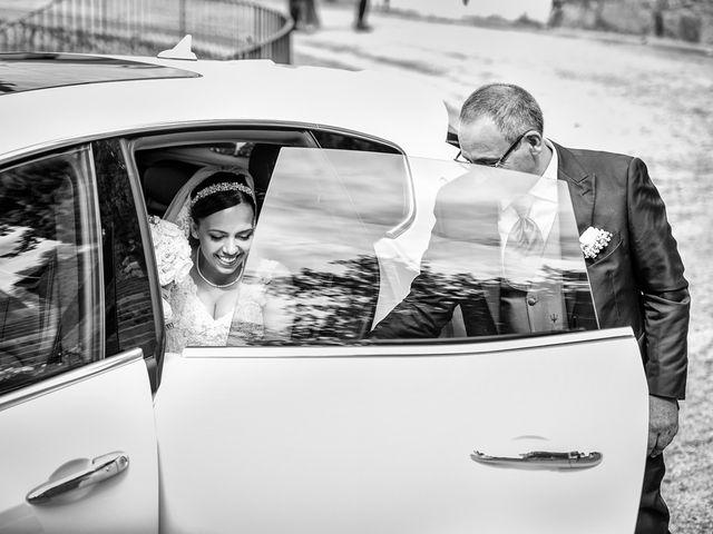 Il matrimonio di Manuel e Ilenia a Aquino, Frosinone 18
