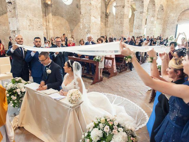 Il matrimonio di Manuel e Ilenia a Aquino, Frosinone 20
