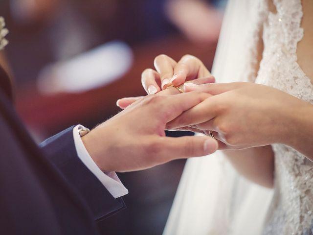 Il matrimonio di Manuel e Ilenia a Aquino, Frosinone 22