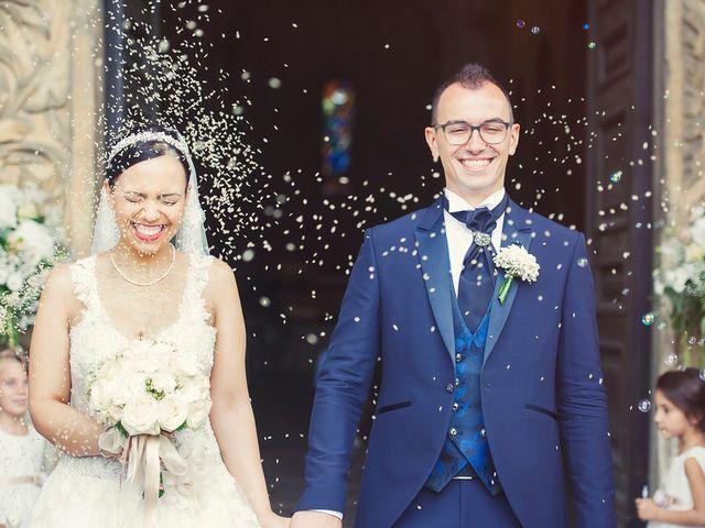 Il matrimonio di Manuel e Ilenia a Aquino, Frosinone 23