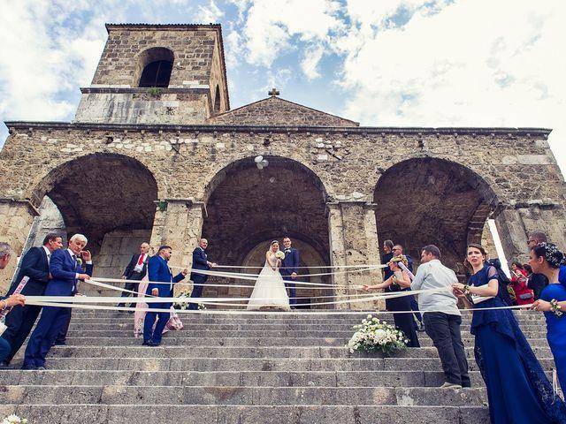 Il matrimonio di Manuel e Ilenia a Aquino, Frosinone 25