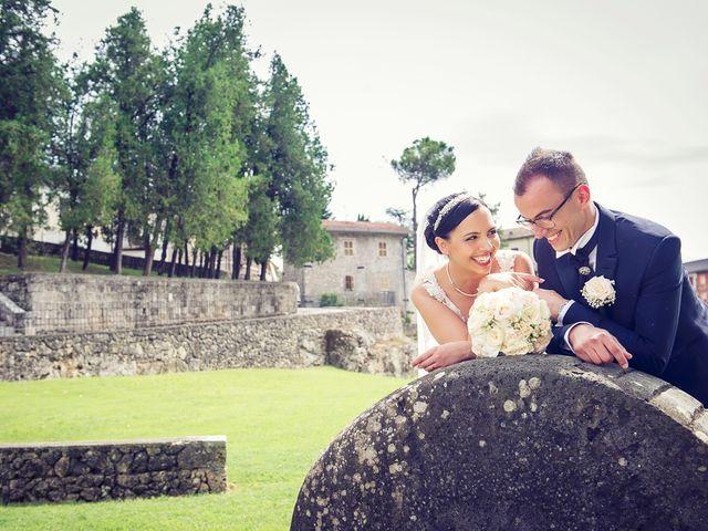 Il matrimonio di Manuel e Ilenia a Aquino, Frosinone 28