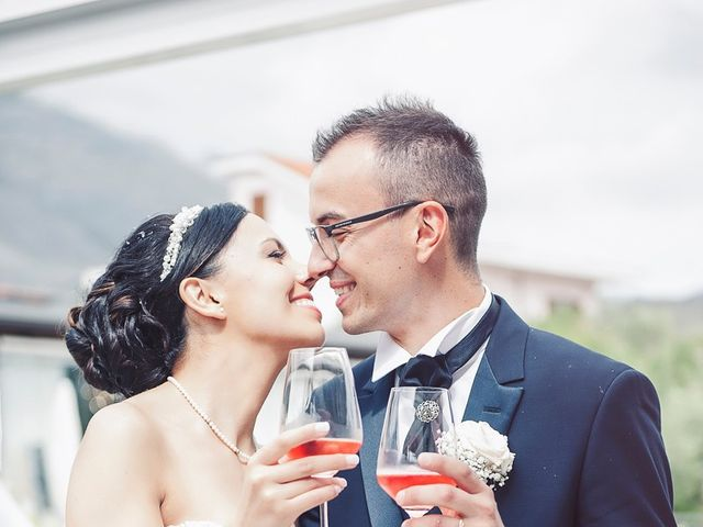Il matrimonio di Manuel e Ilenia a Aquino, Frosinone 1