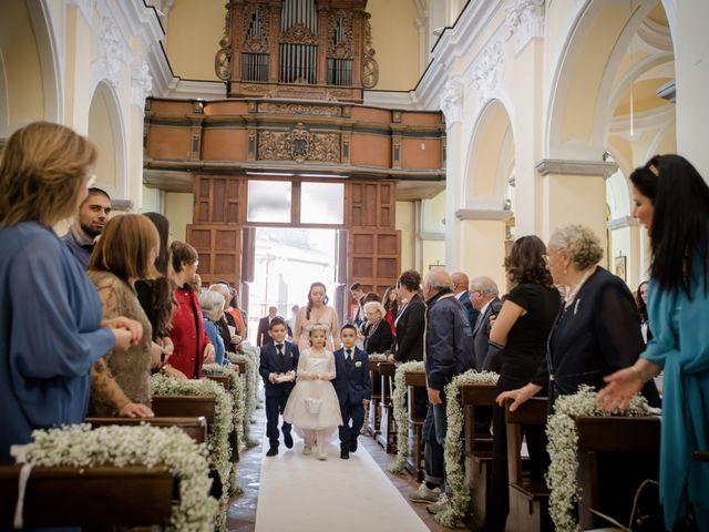 Il matrimonio di Marco e Lucia a San Salvatore Telesino, Benevento 46