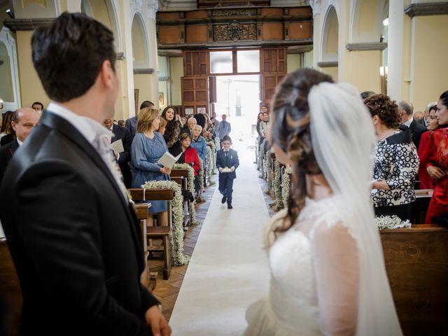 Il matrimonio di Marco e Lucia a San Salvatore Telesino, Benevento 48