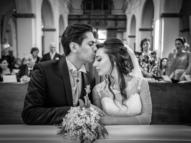 Il matrimonio di Marco e Lucia a San Salvatore Telesino, Benevento 52