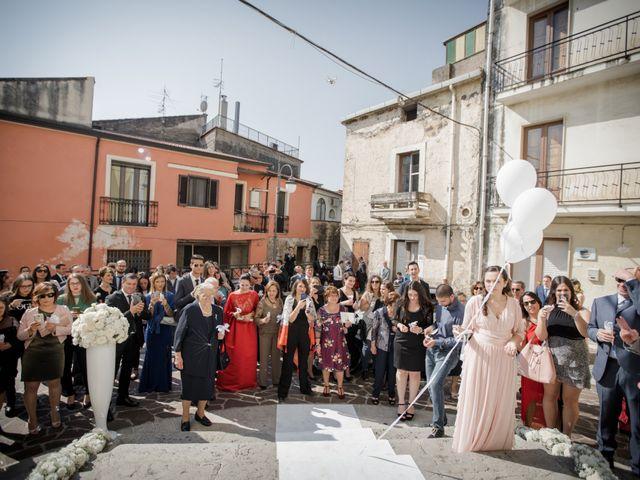 Il matrimonio di Marco e Lucia a San Salvatore Telesino, Benevento 54