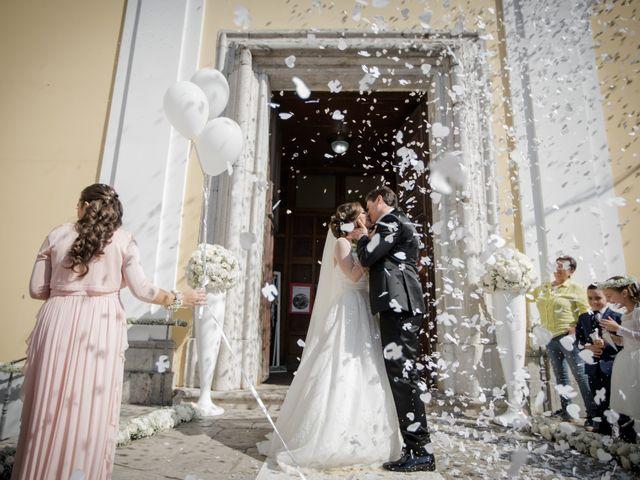 Il matrimonio di Marco e Lucia a San Salvatore Telesino, Benevento 55
