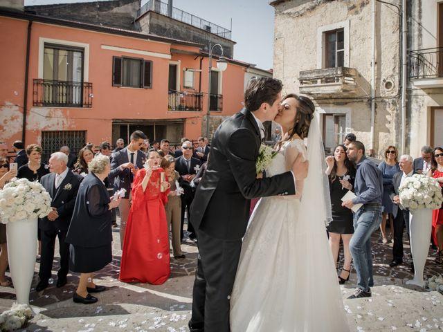 Il matrimonio di Marco e Lucia a San Salvatore Telesino, Benevento 56