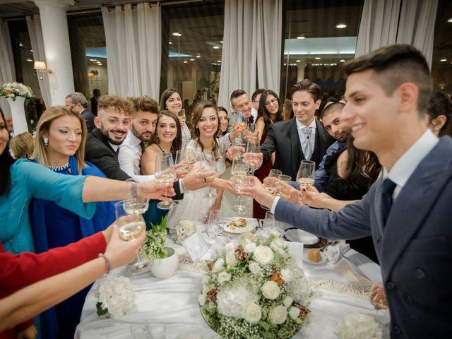 Il matrimonio di Marco e Lucia a San Salvatore Telesino, Benevento 76
