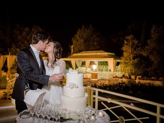 Il matrimonio di Marco e Lucia a San Salvatore Telesino, Benevento 86