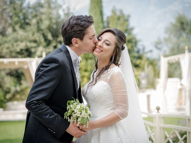 Il matrimonio di Marco e Lucia a San Salvatore Telesino, Benevento 92