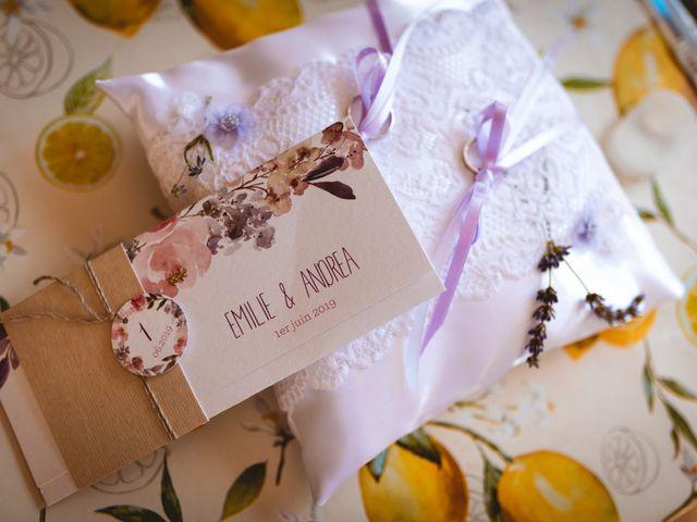 Il matrimonio di Andrea e Emilie a Campiglia Marittima, Livorno 16