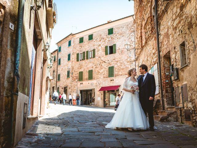 Il matrimonio di Andrea e Emilie a Campiglia Marittima, Livorno 34