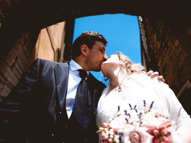 Il matrimonio di Andrea e Emilie a Campiglia Marittima, Livorno 2