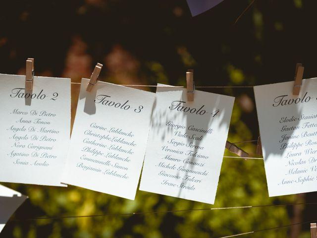 Il matrimonio di Andrea e Emilie a Campiglia Marittima, Livorno 43