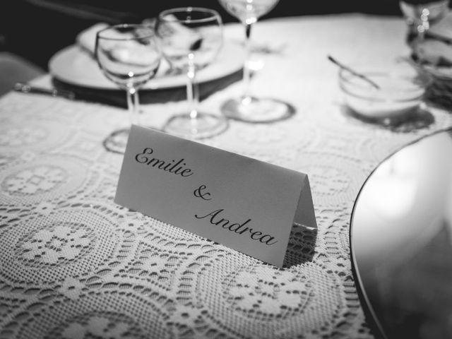 Il matrimonio di Andrea e Emilie a Campiglia Marittima, Livorno 46