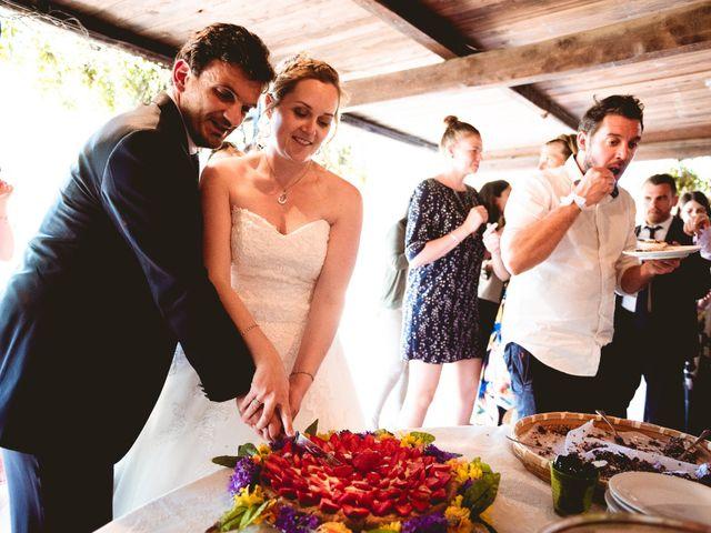 Il matrimonio di Andrea e Emilie a Campiglia Marittima, Livorno 49
