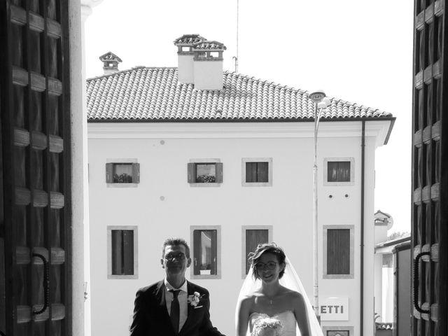 Il matrimonio di Diego e Natascia a Farra di Soligo, Treviso 11