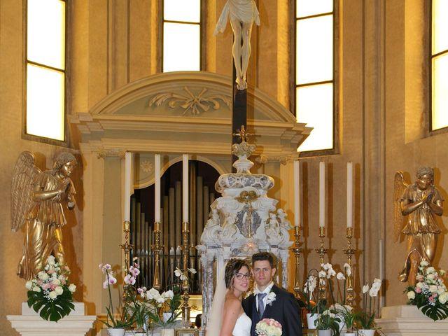 Il matrimonio di Diego e Natascia a Farra di Soligo, Treviso 17