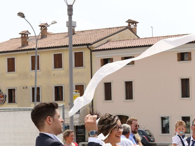 Il matrimonio di Diego e Natascia a Farra di Soligo, Treviso 21