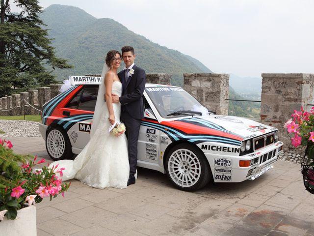 Il matrimonio di Diego e Natascia a Farra di Soligo, Treviso 1