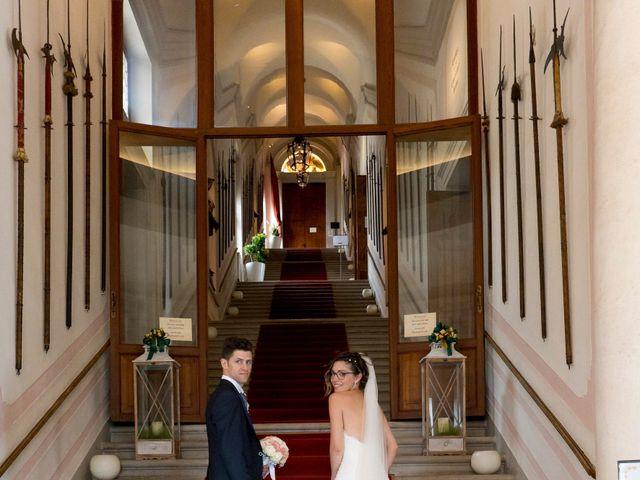 Il matrimonio di Diego e Natascia a Farra di Soligo, Treviso 2