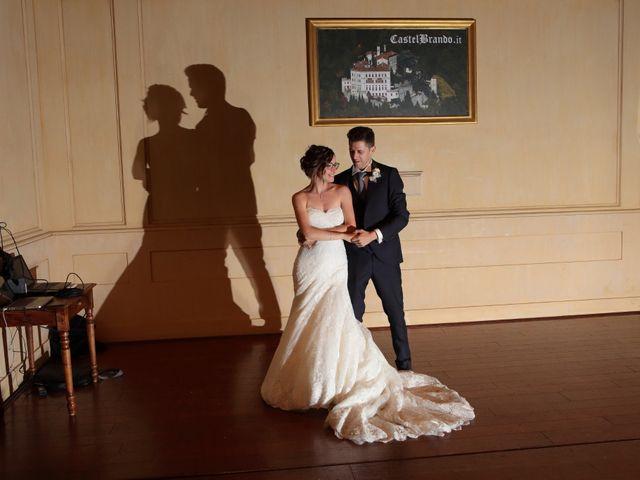 Il matrimonio di Diego e Natascia a Farra di Soligo, Treviso 33