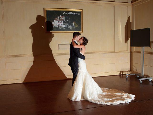 Il matrimonio di Diego e Natascia a Farra di Soligo, Treviso 34