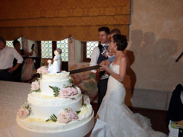 Il matrimonio di Diego e Natascia a Farra di Soligo, Treviso 41